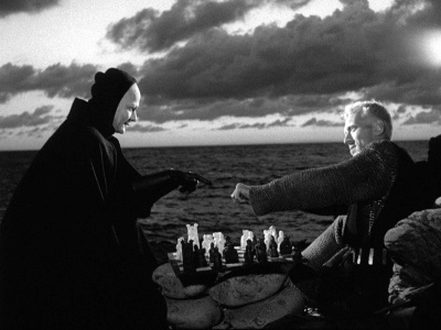 Chess with Death