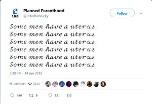 Some Men Have a Uterus